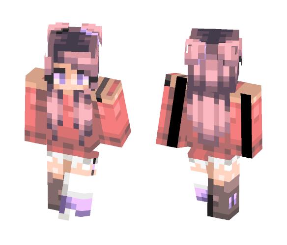 ????Aruka???? - Female Minecraft Skins - image 1