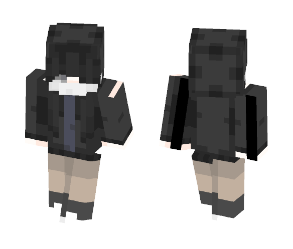 Shuji [Requested] - Interchangeable Minecraft Skins - image 1