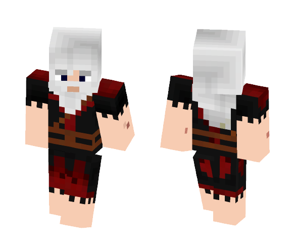 The Elder Scrolls: Skyrim Arnbjorn - Male Minecraft Skins - image 1