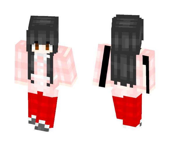Kaguya Houraisan - Touhou Project - Female Minecraft Skins - image 1