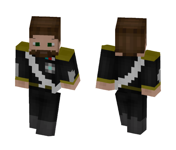 King George V - Male Minecraft Skins - image 1