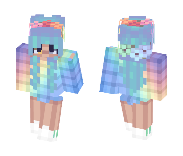 LGBT ._./ - Female Minecraft Skins - image 1