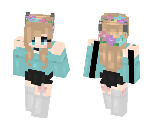 Moooore old skin crap xP - Female Minecraft Skins - image 1