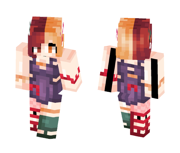 ♥σkα cσlα♥ Kill me Softly - Female Minecraft Skins - image 1