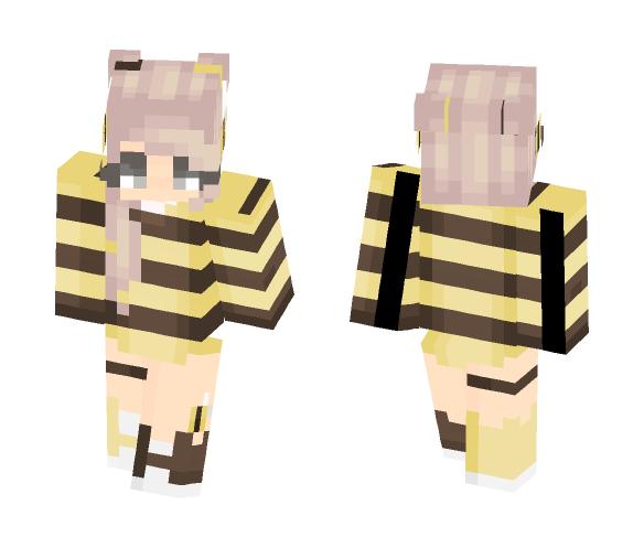 Beeful~ - Female Minecraft Skins - image 1