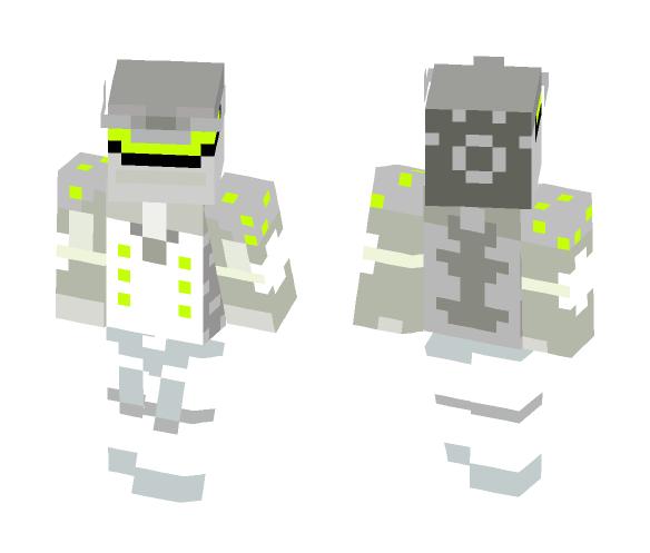 genji - Male Minecraft Skins - image 1