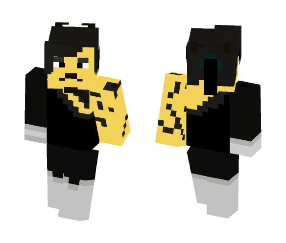 hanzo - Male Minecraft Skins - image 1