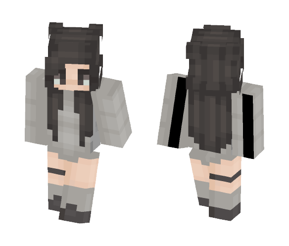 Plain :3 - Female Minecraft Skins - image 1