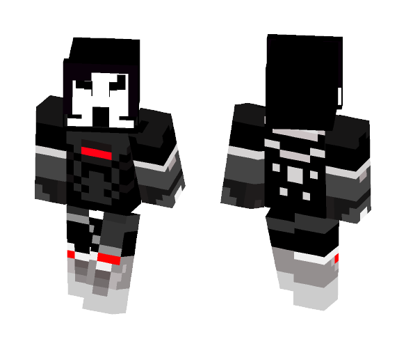reaper - Male Minecraft Skins - image 1