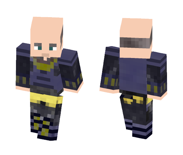 The Elder Scrolls: Oblivion Jauffre - Male Minecraft Skins - image 1