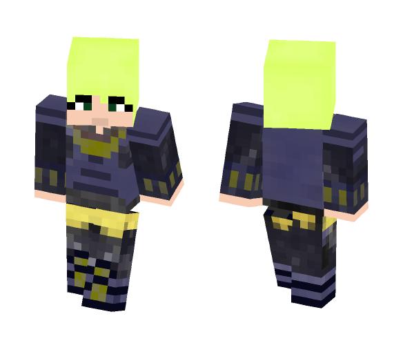 The Elder Scrolls: Skyrim Delphine - Female Minecraft Skins - image 1