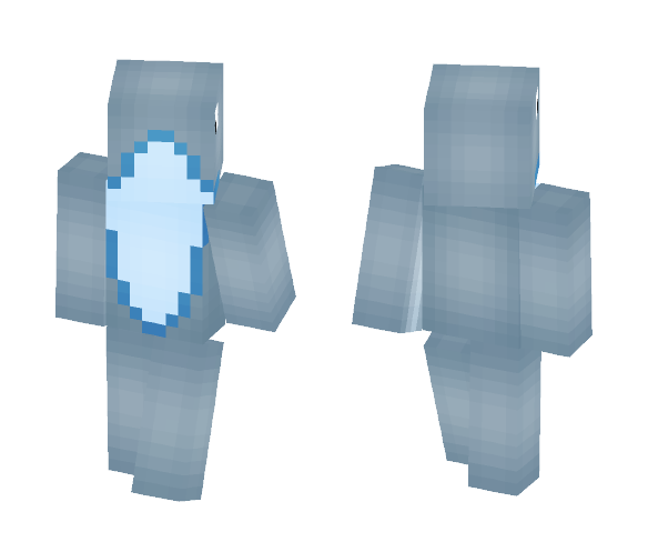 Derpy Dolphin - Male Minecraft Skins - image 1