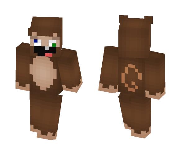 Derpy Monkey - Interchangeable Minecraft Skins - image 1
