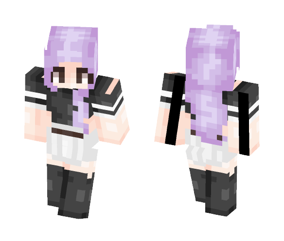 Wand|| Imaginative - Female Minecraft Skins - image 1