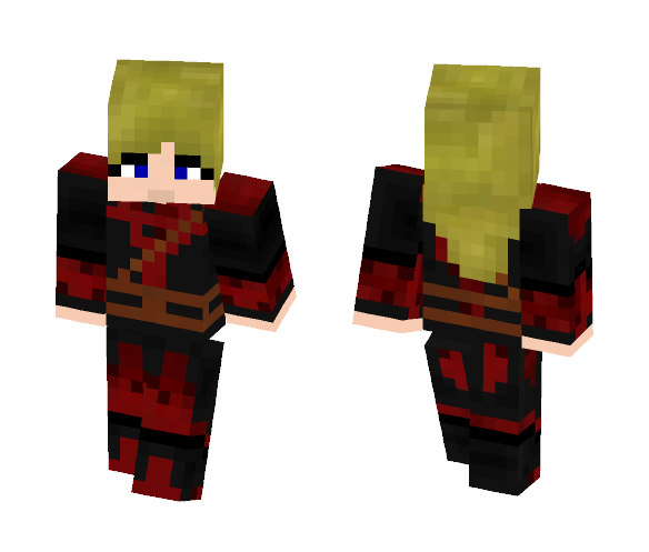The Elder Scrolls: Skyrim Astrid - Female Minecraft Skins - image 1