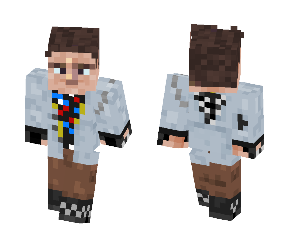 TERMINATOR - Male Minecraft Skins - image 1