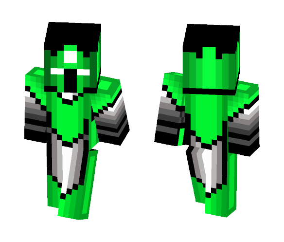 Green knight - Male Minecraft Skins - image 1