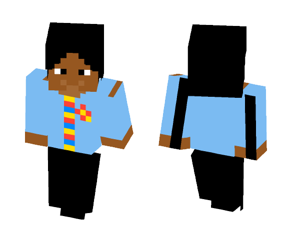 Bill - Female Minecraft Skins - image 1
