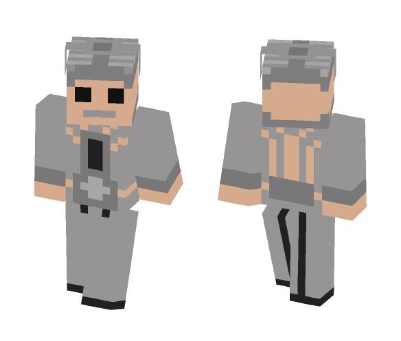 Mondasion Cyberman - Other Minecraft Skins - image 1