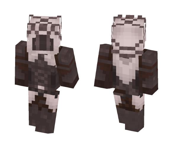 Church Knight - Male Minecraft Skins - image 1