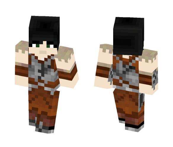 The Elder Scrolls: Skyrim Lydia - Female Minecraft Skins - image 1