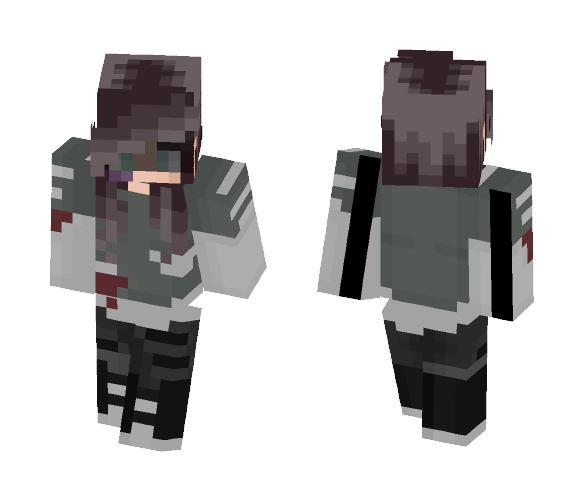 Army and Combat - Female Minecraft Skins - image 1