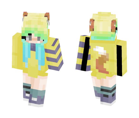 Any World - Female Minecraft Skins - image 1