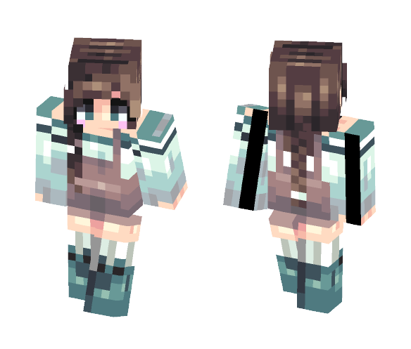 Birthdays // - Female Minecraft Skins - image 1
