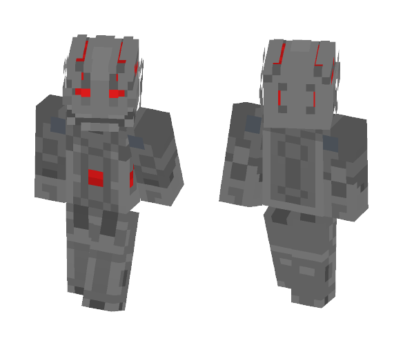 Ultron Prime - Male Minecraft Skins - image 1