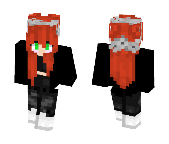 CanYouChill - Female Minecraft Skins - image 1