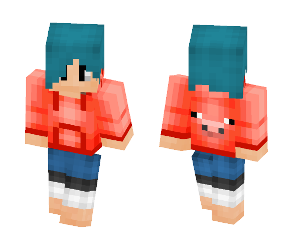 teen - Male Minecraft Skins - image 1