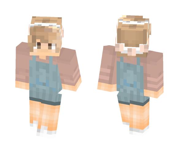 єℓfууу | Bebe | - Male Minecraft Skins - image 1