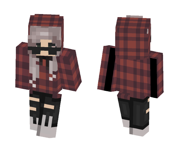 edGY - Female Minecraft Skins - image 1