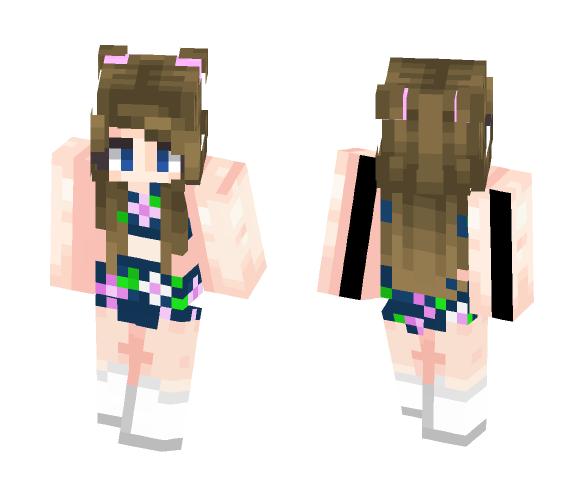 Summer Time! - Female Minecraft Skins - image 1