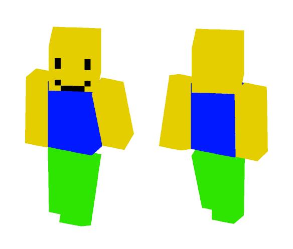 Roblox Noob Girl Skin Download Roblox Noob Minecraft Skin For Free Superminecraftskins