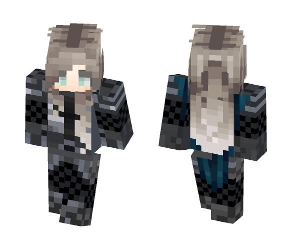 ℂΔℛℳℰℕ ~ The Lone Hunter - Female Minecraft Skins - image 1