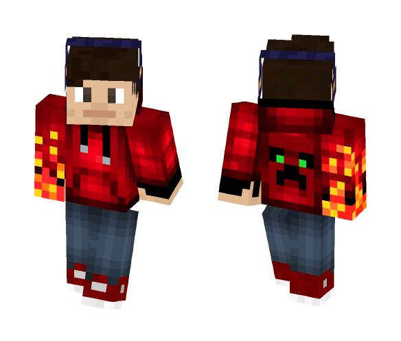 Mastergill - Male Minecraft Skins - image 1