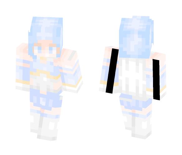 Wand|| Sayaka Miki - Female Minecraft Skins - image 1