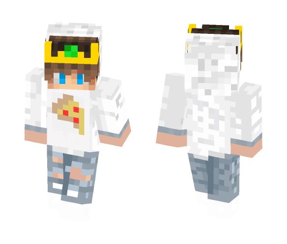 Download Da Pizza God Minecraft Skin For Free Superminecraftskins