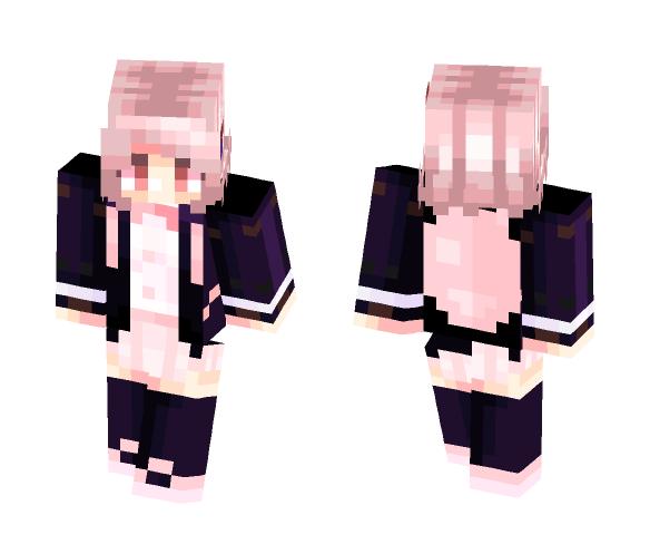 Danganronpa 2- Nanami Chiaki - Female Minecraft Skins - image 1