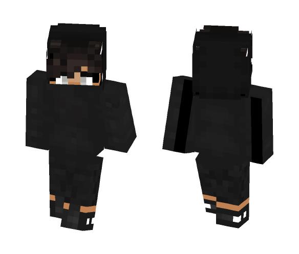 masked savage (plz read desc) - Male Minecraft Skins - image 1