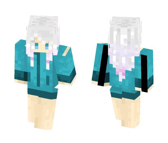 Sagiri - Female Minecraft Skins - image 1