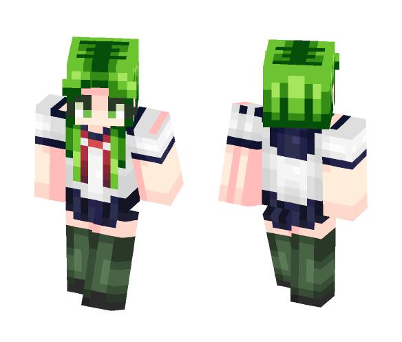 Midori Gurin - Female Minecraft Skins - image 1