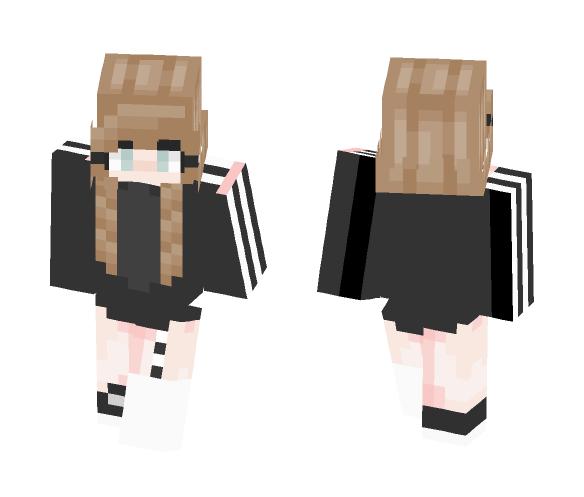 ♥ First Skin || TheKidzJMZR ♥ - Female Minecraft Skins - image 1