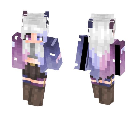 Mixed Flamingo Blizzard~~ - Female Minecraft Skins - image 1