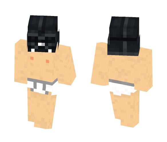 minecraft naked man skin