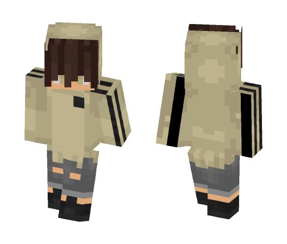 golden savage - Male Minecraft Skins - image 1