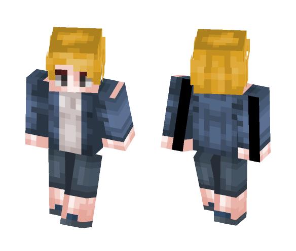 Sam ~Thana - Female Minecraft Skins - image 1