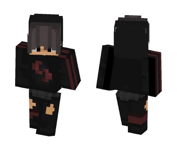 Savage - Male Minecraft Skins - image 1