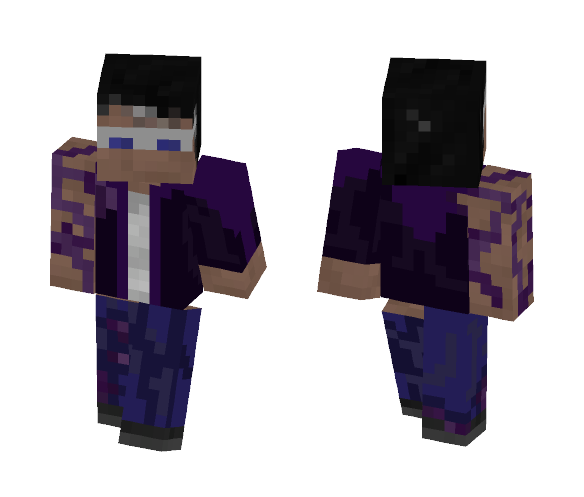 Johnny Gat (Gat outta of hell) - Male Minecraft Skins - image 1
